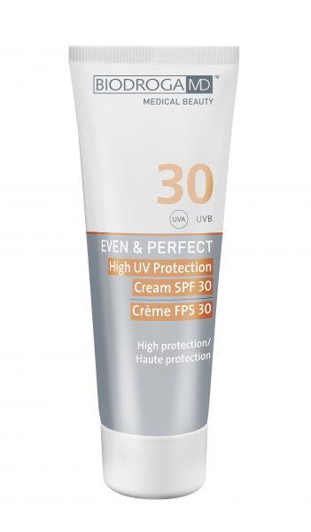 EVEN&PERFECT High Uv Protection Face Cream SPF 30