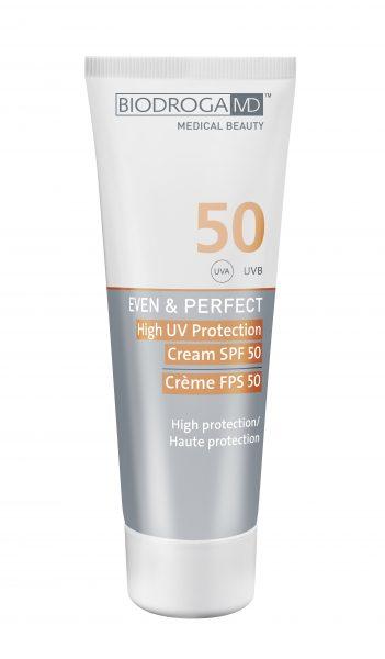 Even&Perfect High Uv-Protection Cream SPF 50