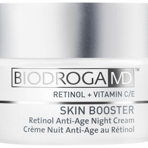 SKIN BOOSTER Retinol Anti-Aging Night Cream