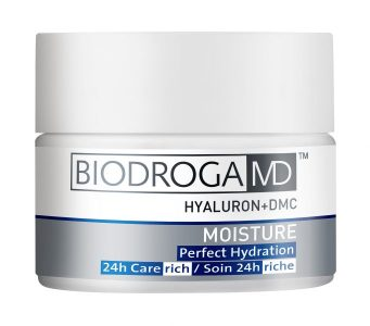 MOISTURE Perfect Hydration 24h Care Rich